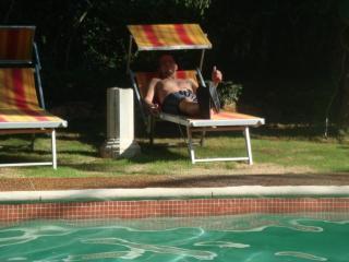 Relaxing am Pool , Villa Amarilla