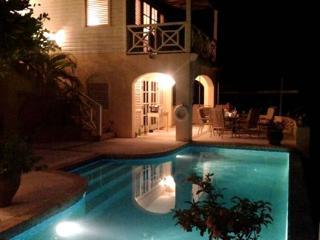 Lime Hill Villa at English Harbour, Antigua - Stunning Views, Pool, Tropical