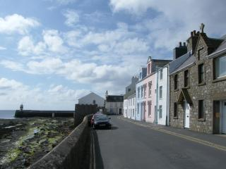Manx seaside holiday cottage, Castletown