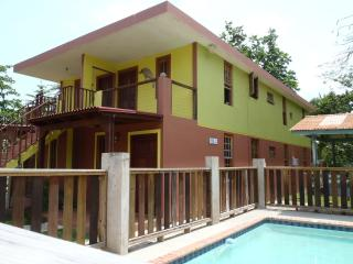 Del Mar Eco-Lodging Apartments:  Manatee