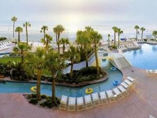 2bdrm condo on the BEACH, close to attractions!!