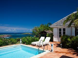 Le Roc at Petit Cul de Sac, St. Barths - Walking Distance To Beach, Ocean View, Pool