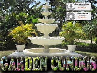 Ground floor with outdoor patio 1-2 bedroom rates, Sosua