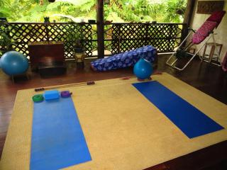 Yoga and Exercise Room