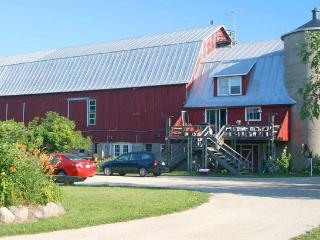 Barnsite Retreat- Gateway to Door County, Kewaunee