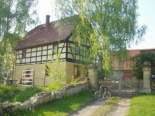 Vacation Apartment in Bad Lausick - rural, idyllic, comfortable (# 9267)