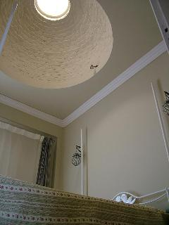 Dome in Master bedroom