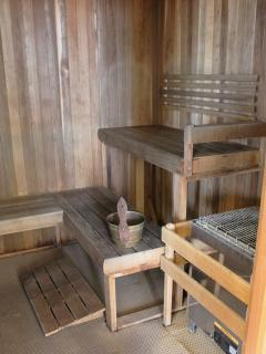 On Site Sauna- Located in fitness center (Open 7am-10pm Daily)