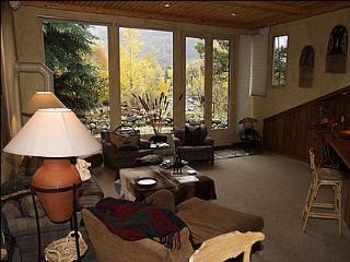 Spectacular Views of Ajax - River Bluff Town House (5412), Aspen