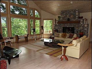 Large, open Living Room