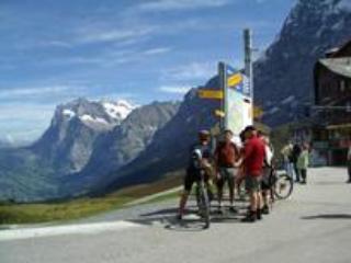 Bike it in the Alps