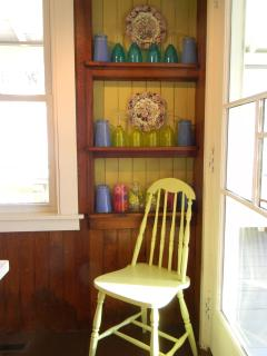 Vignette in Dining Area