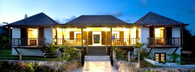 Casa Lidia - Dockyard View Villa at English Harbour, Antigua - Ocean View, Pool