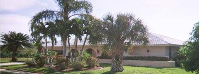 Single family pool home