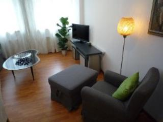 Vacation Apartment in Detmold - 517 sqft, renovated, central, newly furnished (# 3400)
