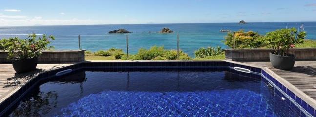 2 Bedroom Villa on the Heights of Gustavia