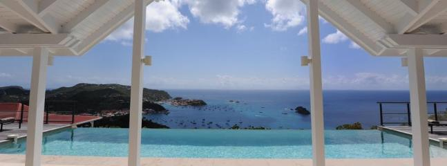 The View at Colombier, St. Barth - Ocean View, Amazing Sunset Views, Private