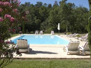 Villa des Maures villa rental in the Var  near saint. tropez southern france