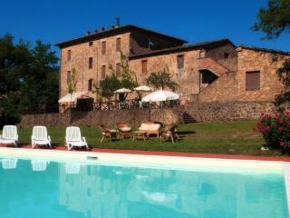 Villa Pastoral Tuscan Home near Siena