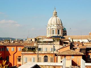 Lucina Wonderful Terrace Apartment, Rome