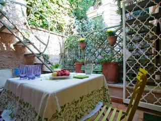 Luxury Terrace Apartment  on the Spanish Steps, Rome