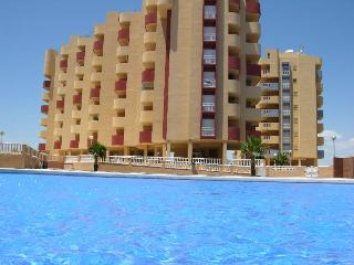 Sea View Penthouse Apartment - Private Roof Terrace - Communal Pool - Padel Court - 3707, La Manga del Mar Menor