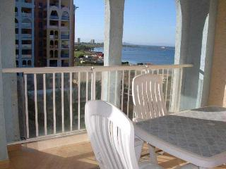 Sea and Pool View Apartment - Indoor and Outdoor Pool - Balcony - 8907, Playa Honda
