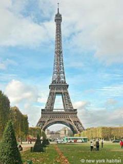 Eiffel Tower area