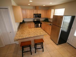 Upstairs - Stainless Steel Appliance, granite counter tops, & cookware