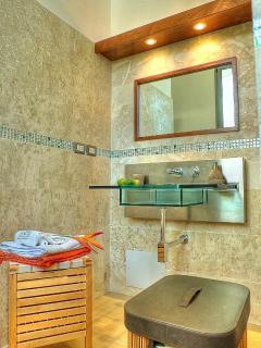 The Superior Suite Bath