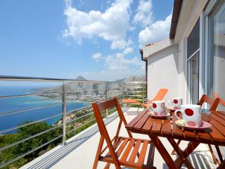 Pikolo Apartments - Blue apartment, Omis