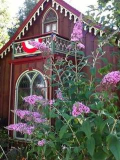 Springtime in Nevada City. Stay in Victorian luxury while you explore all that the area offers