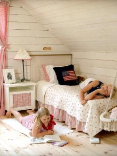 Kids room upstairs