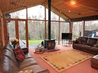 Ptarmigan Lodge - Living Room