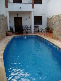 CASA ELADIO Andalusian house, with private pool.