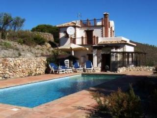 CASA GOLONDRINAS spectacular mountain villa 7 pers, Villamena
