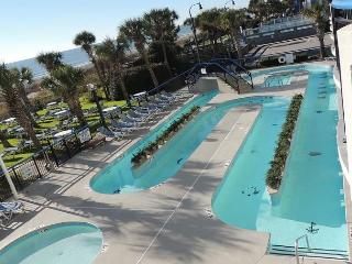 Beautiful Views * Boardwalk Oceanfront Towers-Myrtle Beach SC #132