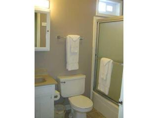 Bathroom in bedroom #1