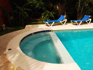 An oasis in the heart of San Miguel.