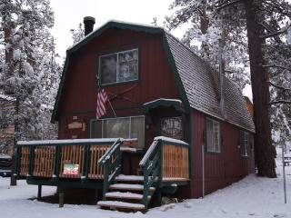 Badger Lodge, Big Bear Lake