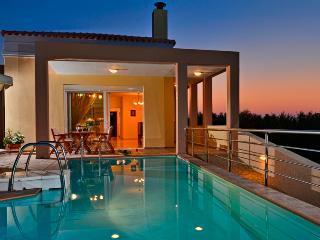 3 bedroom lux villa in Rethymno, Crete-Greece, Rethymnon