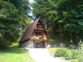 slovenian fairytale chalet