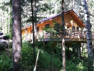 "Forest Cabin ""Eleanor"", Shevlin"