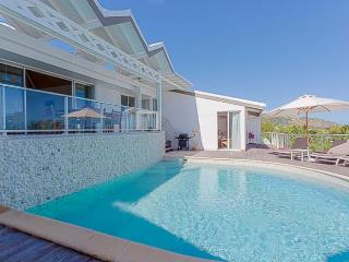 Ocean View at Orient Bay, Saint Maarten - Walk to Beach, Ocean & Sunrise Views