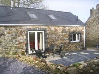 TREFAES NEWYDD, pet-friendly character cottage, pasture, woodburner, ideal for c