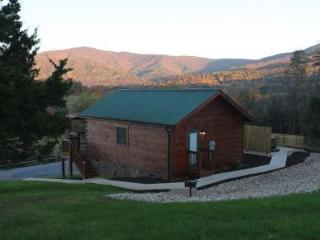 Hawksbill Retreat 1 Bedroom Cabin, Luray