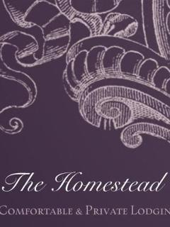 The Homestead - Private and Comfortable Lodging