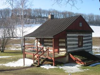 Gruber Homestead Settler's Cabin, Robesonia