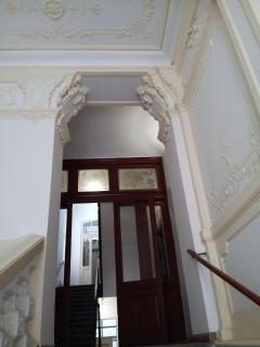 entrance hall- liberty style