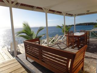 Amazing over the water house in Caribbean paradise - Privileged area, Bocas Town
